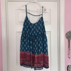 Full Tilt babydoll dress